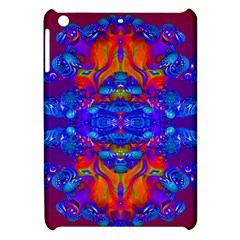 Abstract Reflections Apple Ipad Mini Hardshell Case by icarusismartdesigns