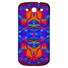 Abstract Reflections Samsung Galaxy S3 S Iii Classic Hardshell Back Case by icarusismartdesigns