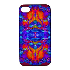 Abstract Reflections Apple Iphone 4/4s Hardshell Case With Stand by icarusismartdesigns