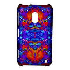 Abstract Reflections Nokia Lumia 620 Hardshell Case by icarusismartdesigns