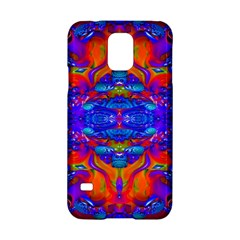 Abstract Reflections Samsung Galaxy S5 Hardshell Case  by icarusismartdesigns
