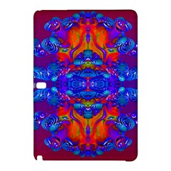 Abstract Reflections Samsung Galaxy Tab Pro 10 1 Hardshell Case by icarusismartdesigns