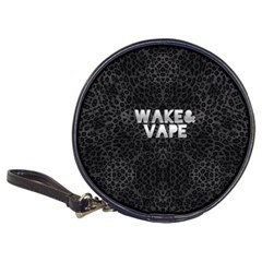 Wake&vape Leopard  Cd Wallet by OCDesignss