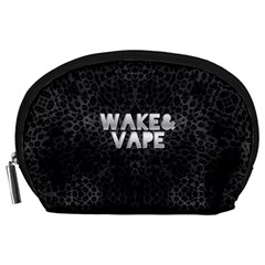 Wake&vape Leopard  Accessory Pouch (large) by OCDesignss