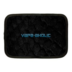 Vape Aholic Turquoise  Netbook Sleeve (medium) by OCDesignss
