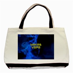 Wake&vape Blue Smoke  Classic Tote Bag by OCDesignss