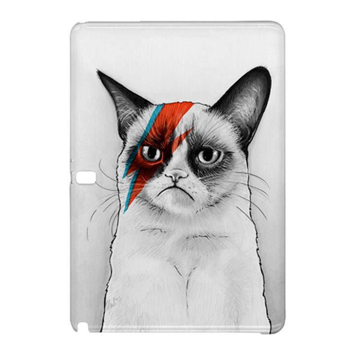 Grumpy Bowie Samsung Galaxy Tab Pro 10.1 Hardshell Case