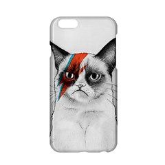 Grumpy Bowie Apple Iphone 6 Hardshell Case
