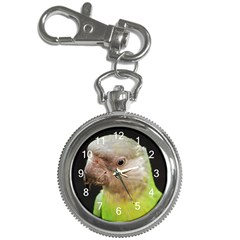 Senegal Heart Watch Key Chain Watch by sophspics