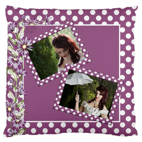 Our Memories Standard Flano Cushion Case By Deborah   Standard Flano Cushion Case (one Side)   Mriwvjn49s6c   Www Artscow Com Front