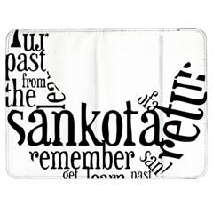 Sankofashirt Samsung Galaxy Tab 7  P1000 Flip Case by afromartha