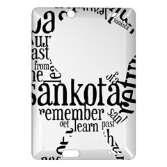 Sankofashirt Kindle Fire HD (2013) Hardshell Case by afromartha