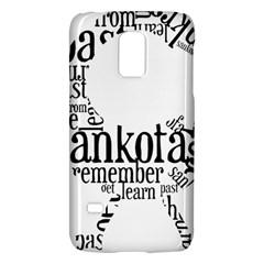 Sankofashirt Samsung Galaxy S5 Mini Hardshell Case