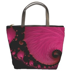 Beautiful Fractal  Bucket Handbag by OCDesignss