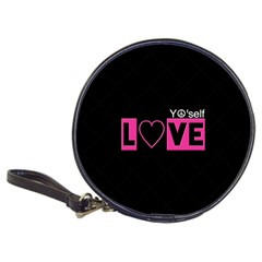 Love Yo self  Cd Wallet by OCDesignss