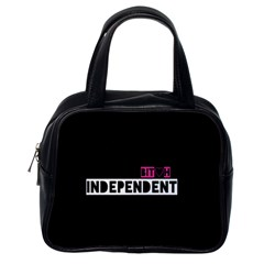 Independent Bit H Classic Handbag (one Side) by OCDesignss