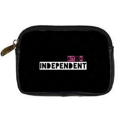 Independent Bit H Digital Camera Leather Case by OCDesignss