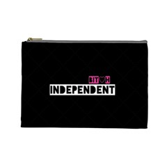 Independent Bit H Cosmetic Bag (large) by OCDesignss