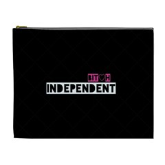 Independent Bit H Cosmetic Bag (xl) by OCDesignss