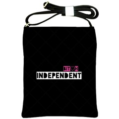 Independent Bit H Shoulder Sling Bag by OCDesignss