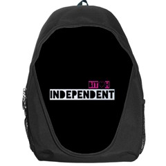 Independent Bit H Backpack Bag by OCDesignss