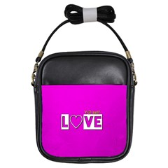 Love Yo self  Girl s Sling Bag by OCDesignss