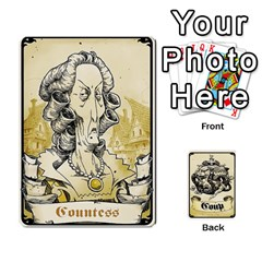 Queen Coup By Maciej Bartylak   Playing Cards 54 Designs   Etnsoxbk5gvw   Www Artscow Com Front - SpadeQ
