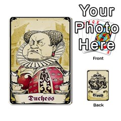 King Coup By Maciej Bartylak   Playing Cards 54 Designs   Etnsoxbk5gvw   Www Artscow Com Front - SpadeK