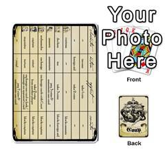 Jack Coup By Maciej Bartylak   Playing Cards 54 Designs   Etnsoxbk5gvw   Www Artscow Com Front - ClubJ