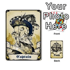 Ace Coup By Maciej Bartylak   Playing Cards 54 Designs   Etnsoxbk5gvw   Www Artscow Com Front - ClubA