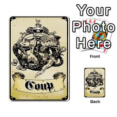Coup By Maciej Bartylak   Playing Cards 54 Designs   Etnsoxbk5gvw   Www Artscow Com Back