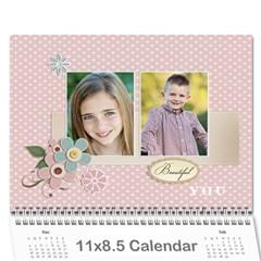 Calendar By Christina Cole   Wall Calendar 11  X 8 5  (12 Months)   Zbrm4spdopcu   Www Artscow Com Cover
