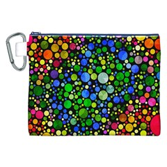Bling Skiddles Canvas Cosmetic Bag (xxl) by OCDesignss
