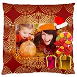 xmas - Standard Flano Cushion Case (One Side)