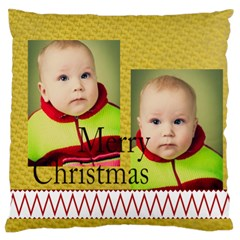 Xmas By Xmas   Large Flano Cushion Case (two Sides)   4s6a3avors9r   Www Artscow Com Back