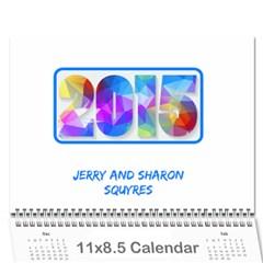 K s Dad s Calendar By Bonnie Benham   Wall Calendar 11  X 8 5  (12 Months)   Y40bll6i8af5   Www Artscow Com Cover