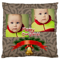 Xmas By Xmas   Large Flano Cushion Case (two Sides)   A4atlk3u0u11   Www Artscow Com Back