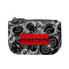 Like A Boss Sassy Lips  Coin Change Purse