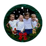 Kids Round - Ornament (Round)