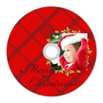xmas - CD Wall Clock