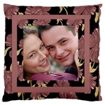 Our Love Standard Flano Case (2 sided) - Standard Flano Cushion Case (Two Sides)