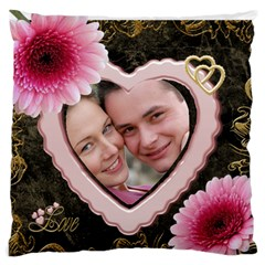 Love Standard Flano Case (2 Sided) By Deborah   Standard Flano Cushion Case (two Sides)   5n4u7nceino1   Www Artscow Com Front