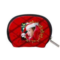 Xmas By Xmas   Accessory Pouch (small)   E72n0qv1djnr   Www Artscow Com Back