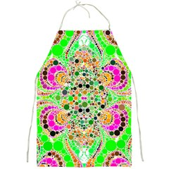 Florescent Abstract  Apron by OCDesignss