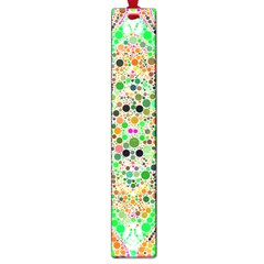 Florescent Abstract  Large Bookmark by OCDesignss