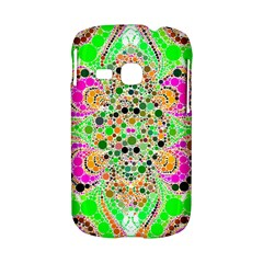 Florescent Abstract  Samsung Galaxy S6310 Hardshell Case