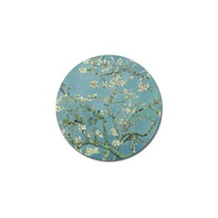 Vincent Van Gogh, Almond Blossom Golf Ball Marker by Oldmasters