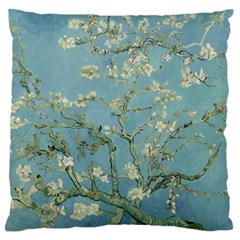 Vincent Van Gogh, Almond Blossom Large Cushion Case (two Sided)  by Oldmasters
