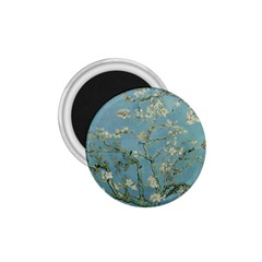 Vincent Van Gogh, Almond Blossom 1 75  Button Magnet by Oldmasters