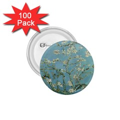 Vincent Van Gogh, Almond Blossom 1 75  Button (100 Pack) by Oldmasters